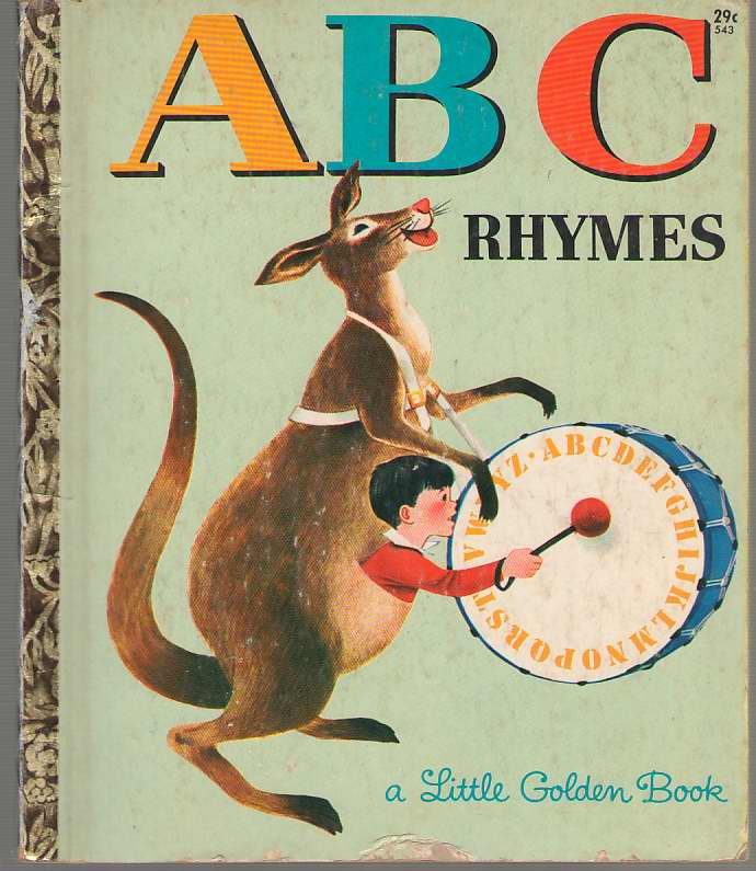 Image for Abc Rhymes