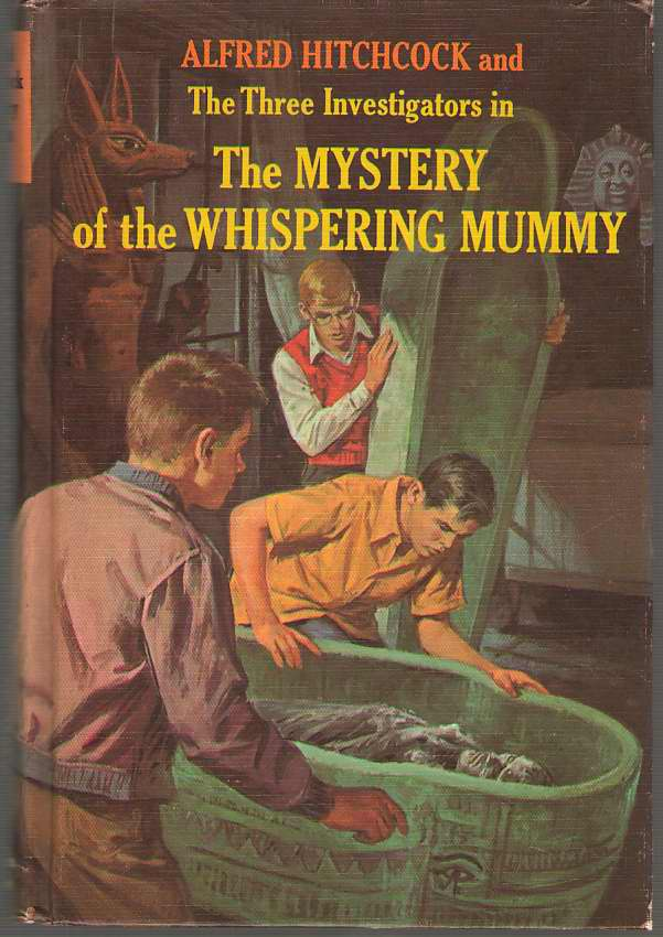 Image for The Mystery Of The Whispering Mummy