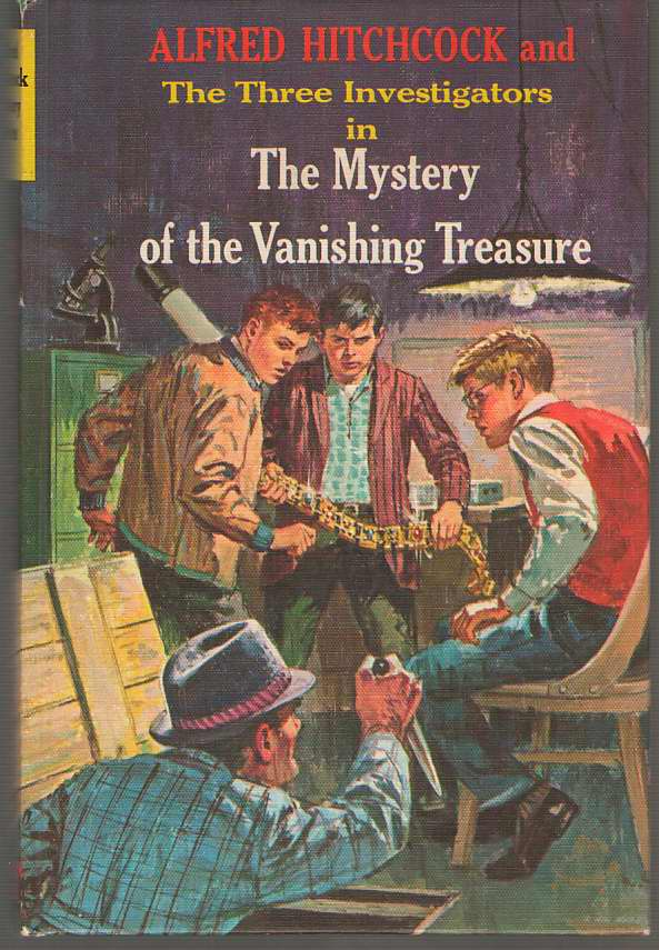 Image for The Mystery Of The Vanishing Treasure