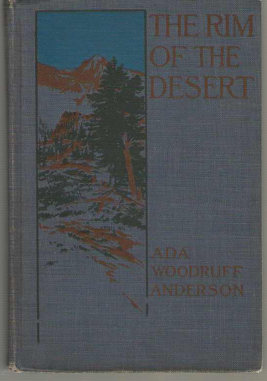 Image for The Rim of the Desert