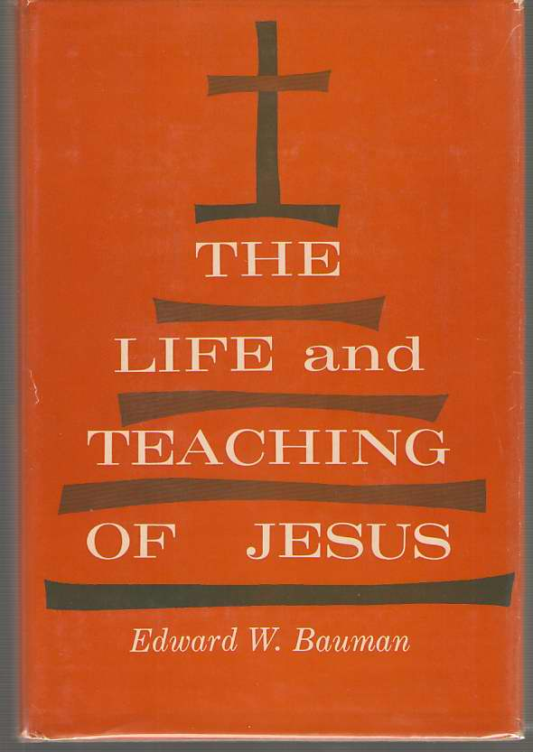 Image for The Life and Teaching of Jesus