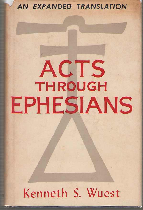Image for Acts through Ephesians