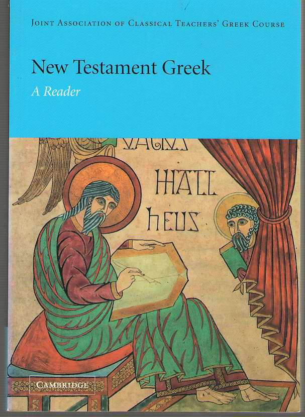 Image for New Testament Greek A Reader
