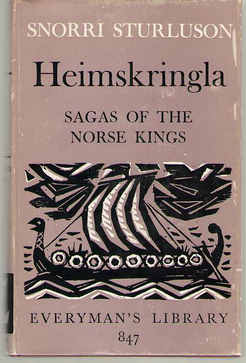 Image for Heimskringla Sagas of the Norse Kings