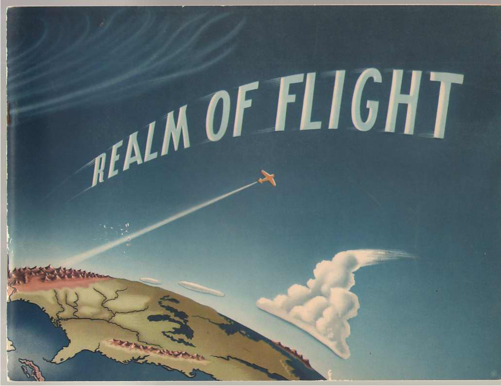 Image for Realm Of Flight Presenting Practical Information about Weather in Relation to the Piloting of Private Aircraft