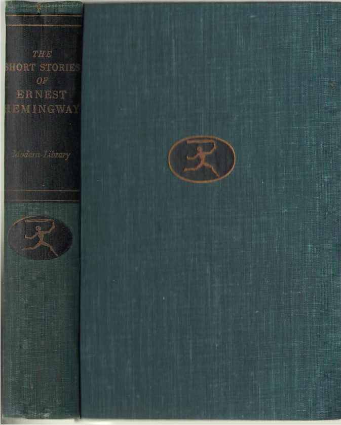 Image for The Short Stories Of Ernest Hemingway