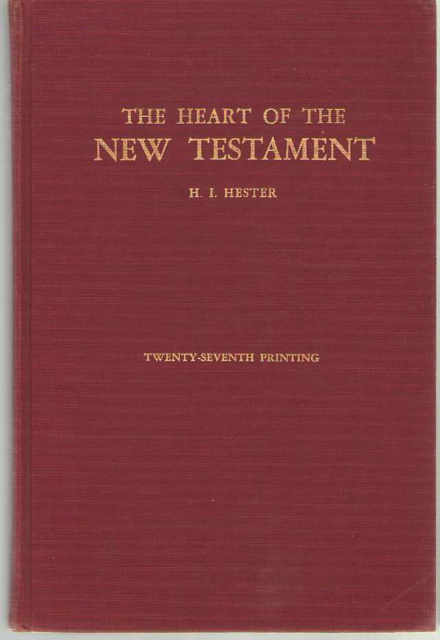 Image for The Heart of the New Testament
