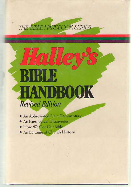 Image for Halley's Bible Handbook An Abbreviated Bible Commentary