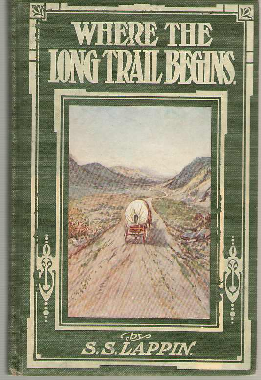 Image for Where The Long Trail Begins