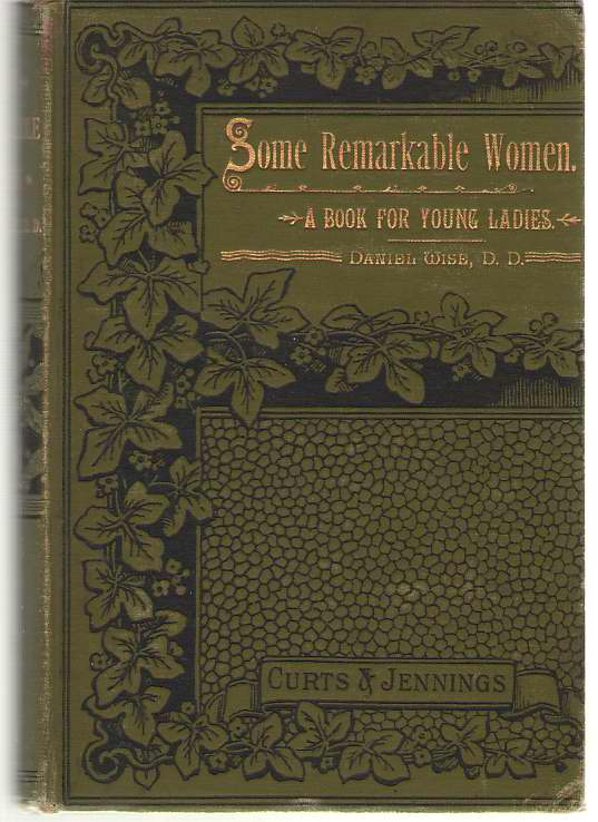 Image for Some Remarkable Women A Book for Young Ladies