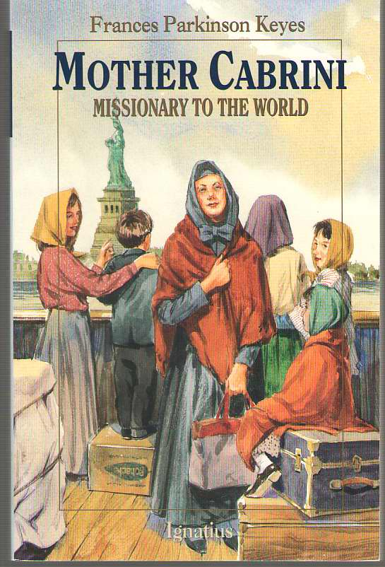 Image for Mother Cabrini, Missionary To The World