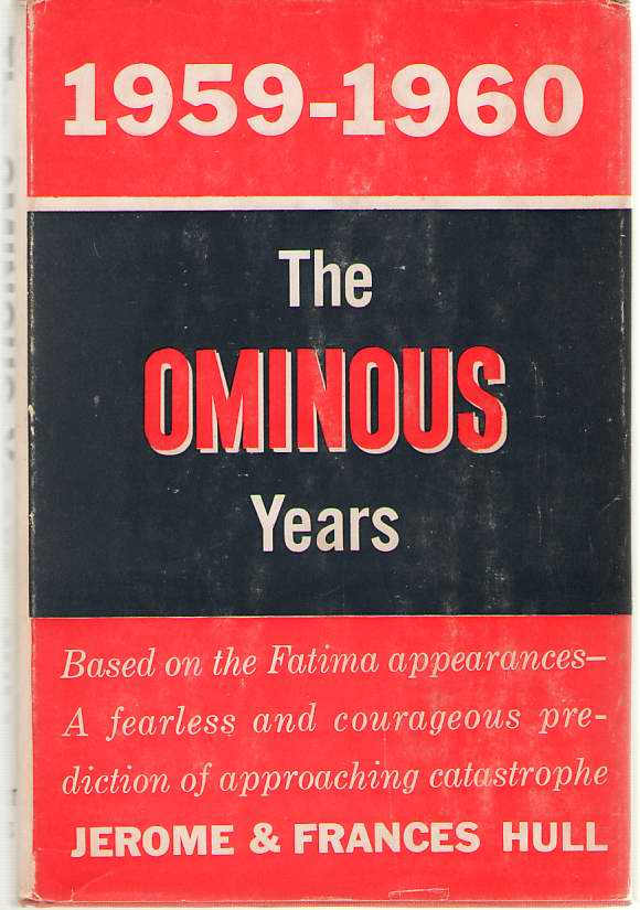 Image for 1959-1960 The Ominous Years