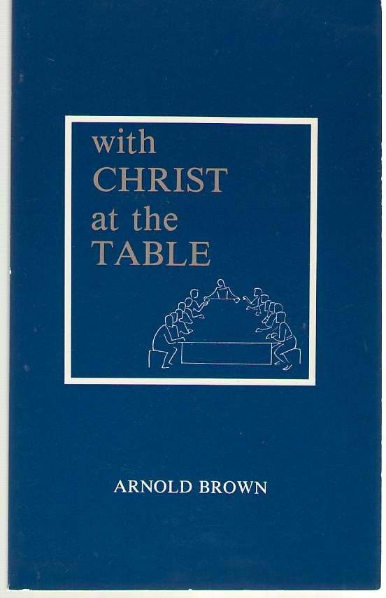 Image for With Christ At The Table
