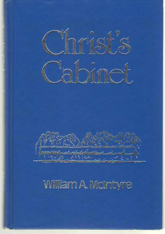 Image for Christ's Cabinet