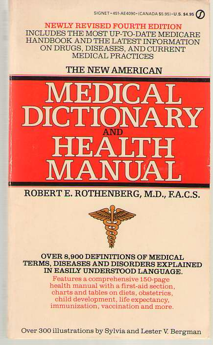 Image for Medical Dictionary and Health Manual, the New American