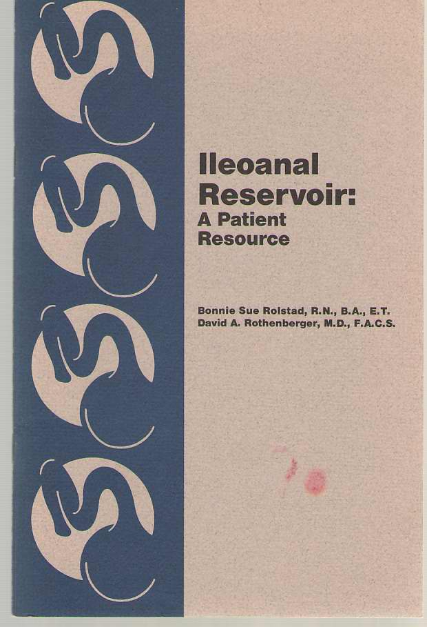 Image for Ileoanal Reservoir A Patient Resource