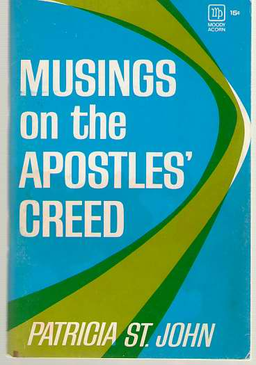 Image for Musings On The Apostles' Creed