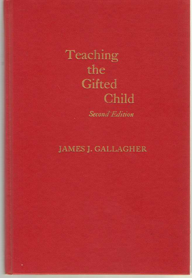 Image for Teaching the Gifted Child