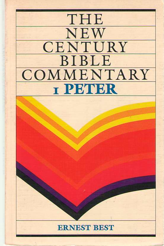 Image for New Century Bible Commentary 1 Peter