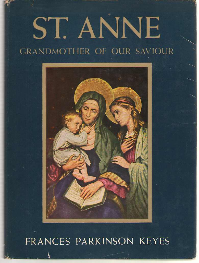 Image for St. Anne Grandmother of Our Saviour
