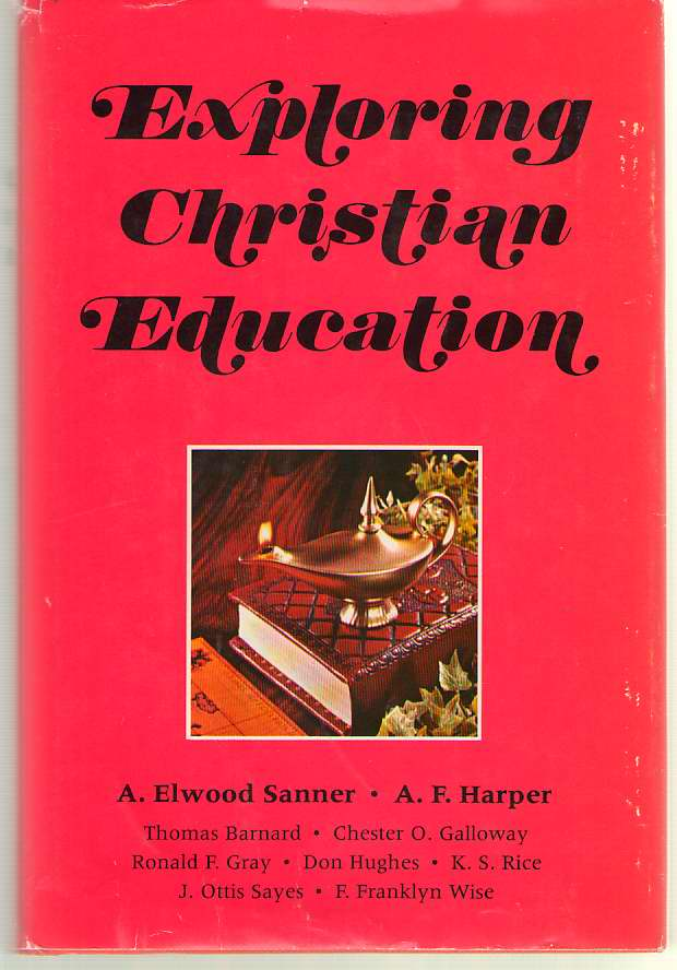 Image for Exploring Christian Education