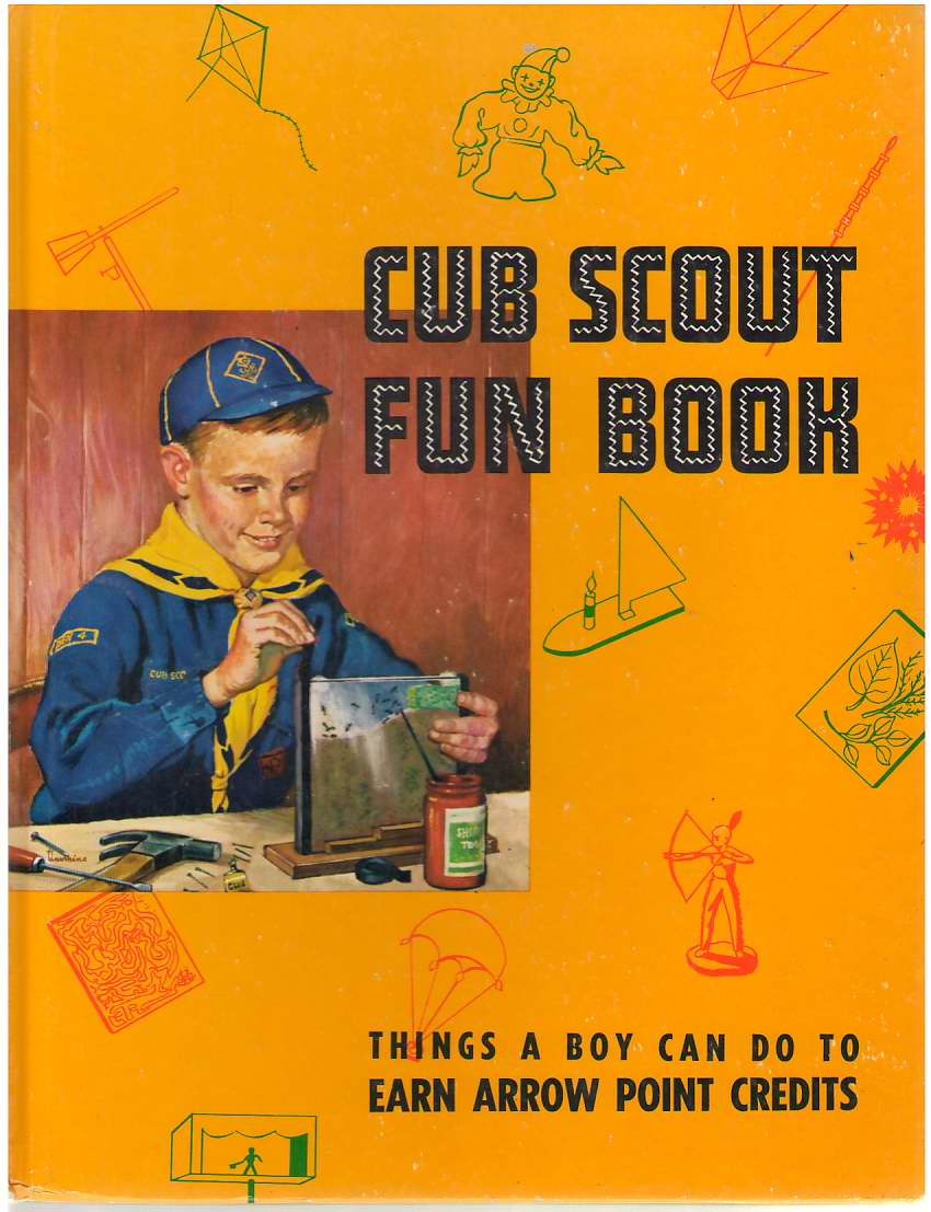 Image for Cub Scout Fun Book Things a Boy Can Do to Earn Arrow Point Credits