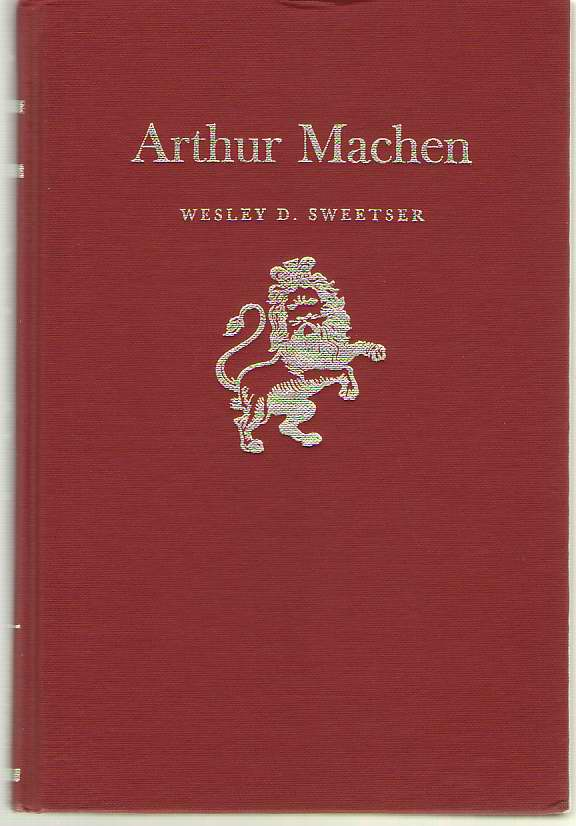Image for Arthur Machen