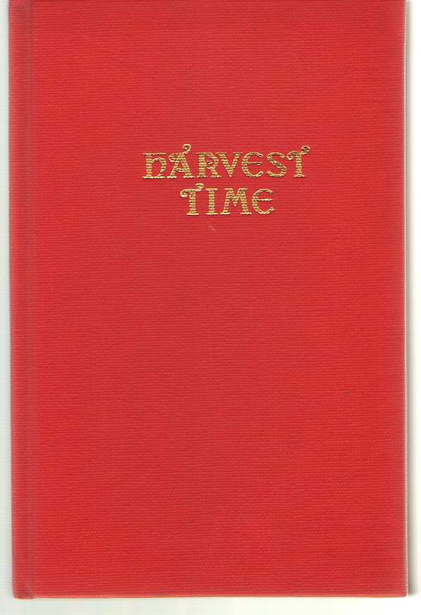 Image for Harvest Time A Bi-monthly Magazine 1968-69