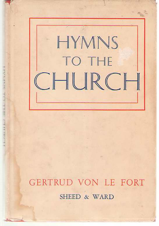 Image for Hymns to the Church