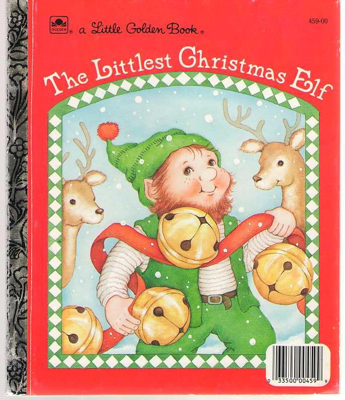 Image for The Littlest Christmas Elf