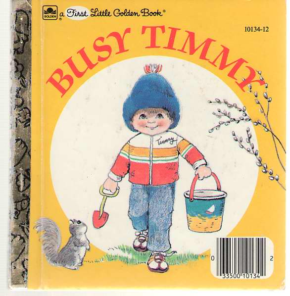 Image for Busy Timmy