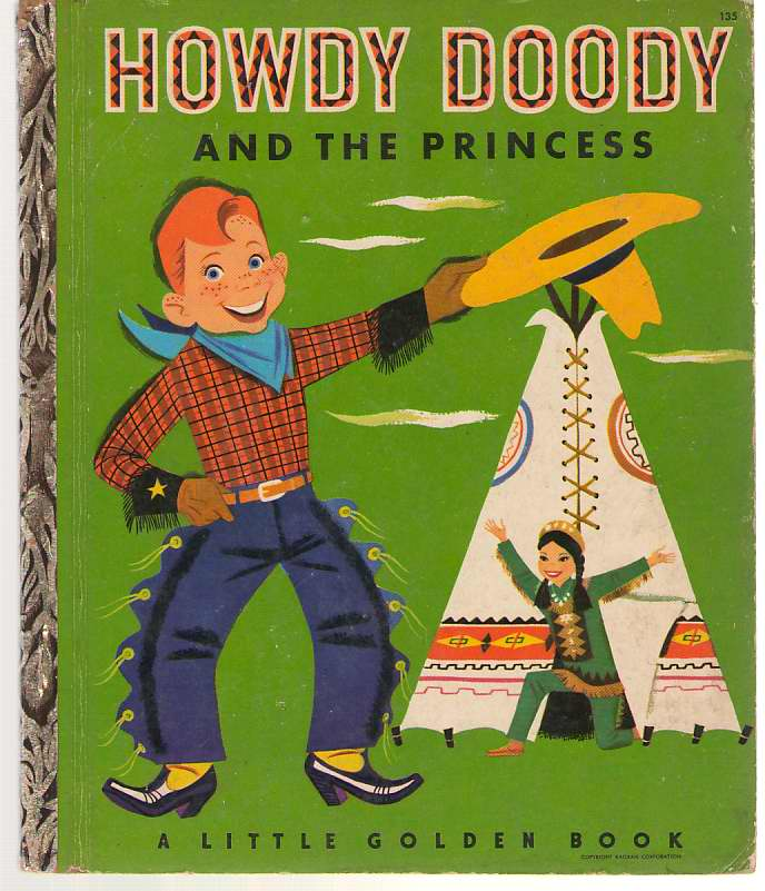 Image for Howdy Doody And The Princess