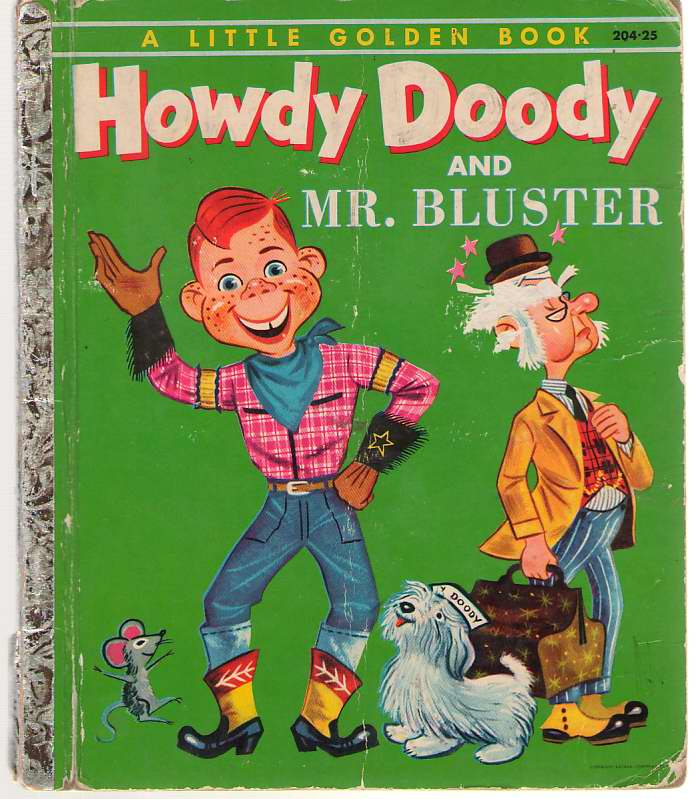 Image for Howdy Doody and Mr. Bluster