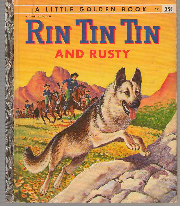 Image for Rin Tin Tin and Rusty