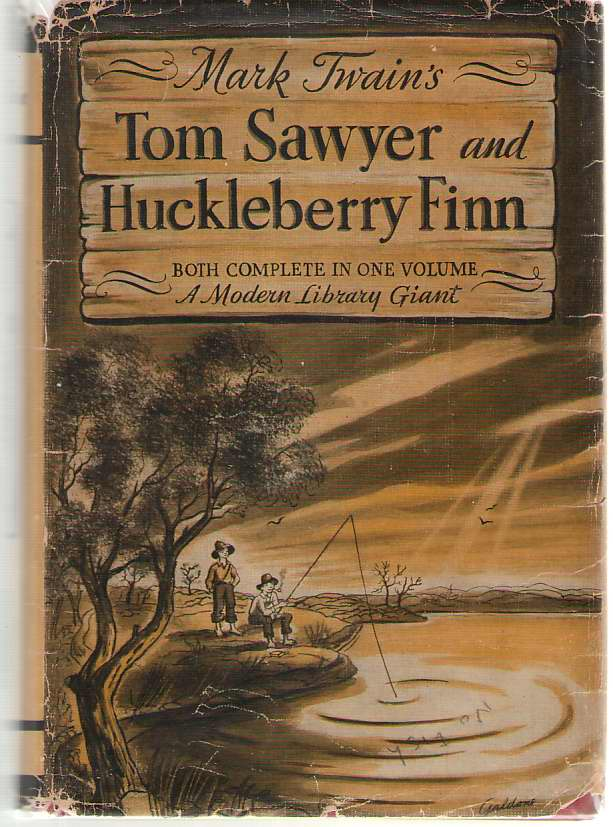 Image for The Adventures of Tom Sawyer and The Adventures of Huckleberry Finn