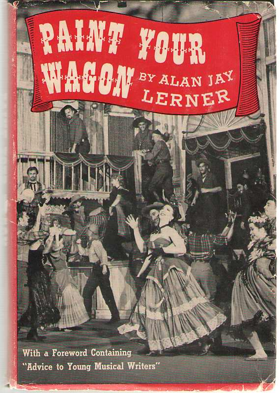 "Image for Paint Your Wagon with a Forward containing ""Advice to Young Musical Writers"""
