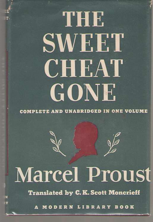 Image for The Sweet Cheat Gone