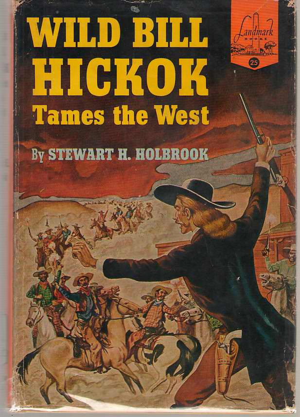 Image for Wild Bill Hickok Tames The West