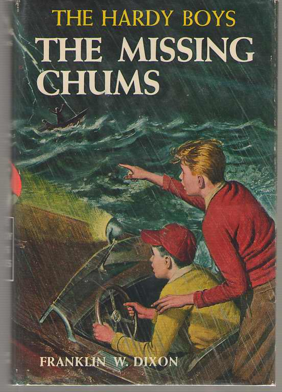 Image for The Missing Chums