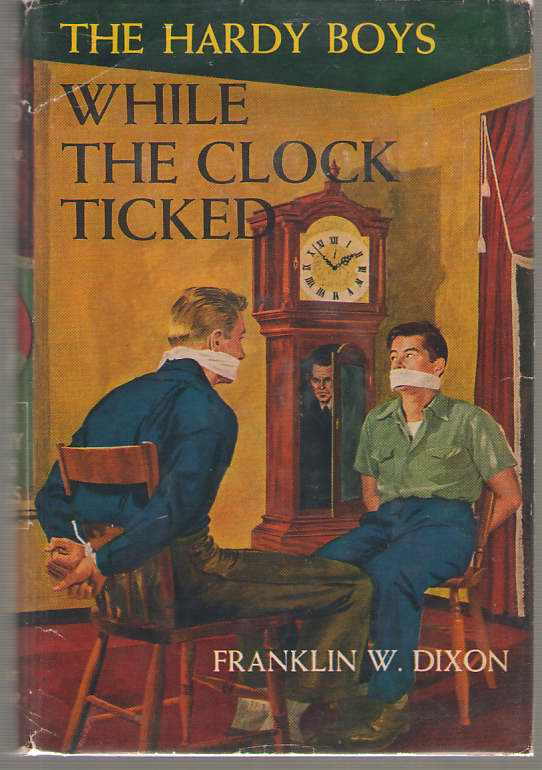 Image for While The Clock Ticked
