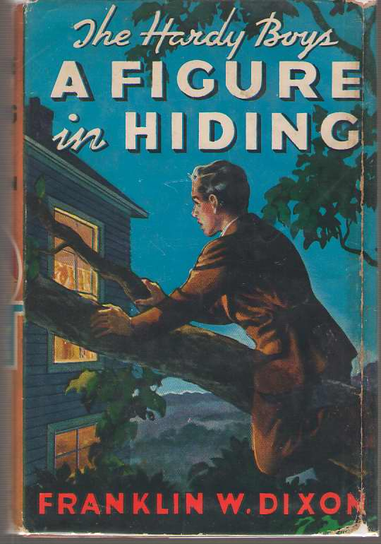 Image for A Figure In Hiding