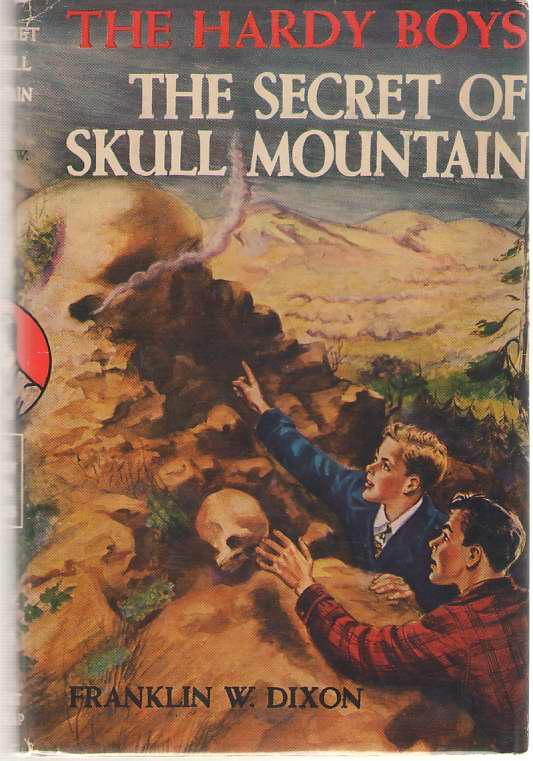 Image for The Secret Of Skull Mountain