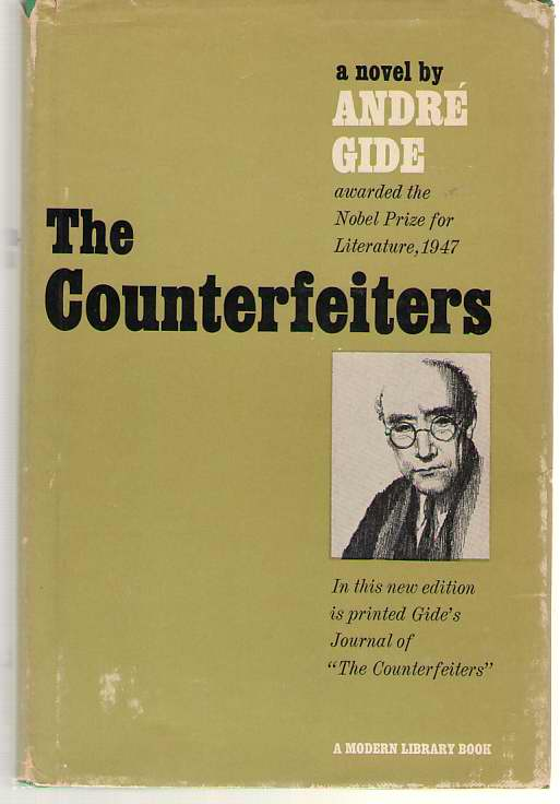 """Image for The Counterfeiters With Journal of """"The Counterfeiters"""""""