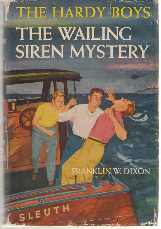Image for The Wailing Siren Mystery