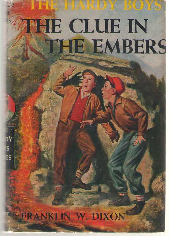 Image for The Clue In The Embers