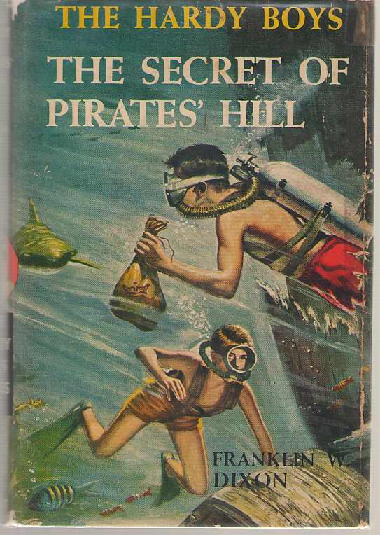 Image for The Secret of Pirates Hill