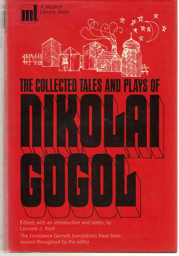 Image for The Collected Tales and Plays of Nicolai Gogol