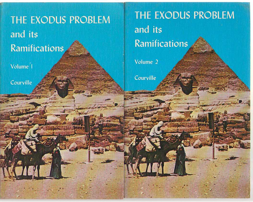 Image for The Exodus Problem and its Ramifications A Critical Examination of the Chronological Relationships between Israel and the Contemporary Peoples of Antiquity
