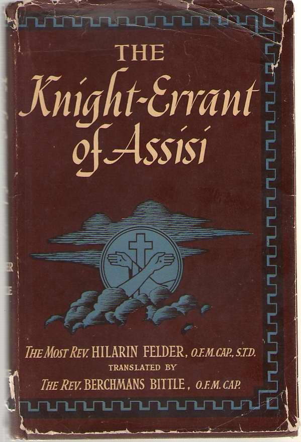 Image for The Knight-Errant of Assisi