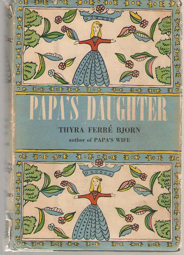 Image for Papa's Daughter